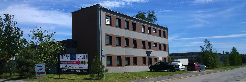 siedziba firmy promark Stalowa Wola